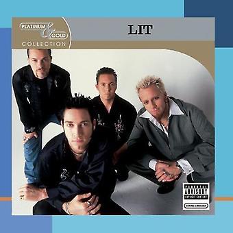 Lit - Platinum & Gold Collection [CD] USA import