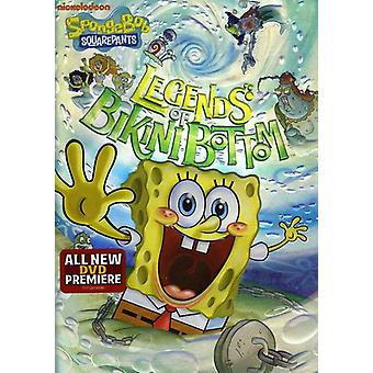 Spongebob Squarepants - Legends of Bikini Bottom [DVD] USA import