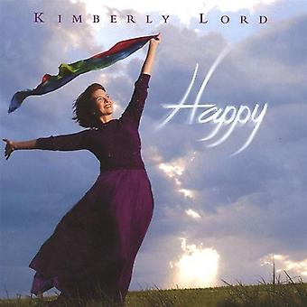 Kimberly Lord - Happy [CD] USA import