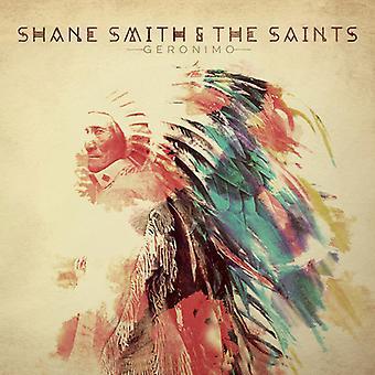 Shane Smith & the Saints - Geronimo [CD] USA import