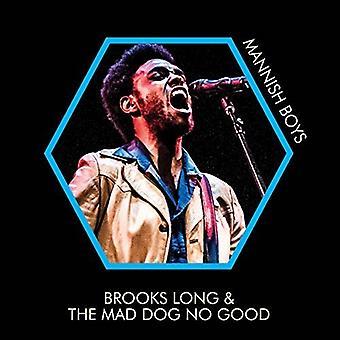 Brooks Long & Mad Dog No Good - Mannish Boys [Vinyl] USA import