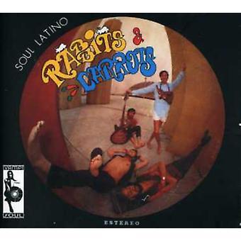 Rabbits & Carrots - Soul Latino [CD] USA import