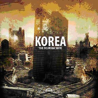 Korea - Delirium Suite [CD] USA import