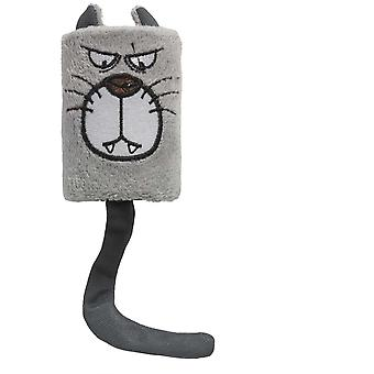 Ica Cat Tube (Cats , Toys , Plush & Feather Toys)