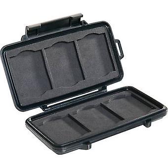 PELI 0940-015-110E minne kort veske CompactFlash-kort, CFast® kort svart