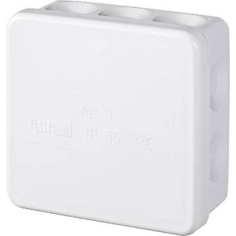 ABB 2TKA140014G1 Junction box (L x W x H) 86 x 86 x 39 mm Grey IP55