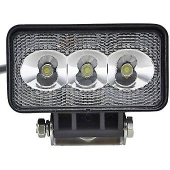 SecoRüt 9 W 95309 Working light 12 V, 24 V Close range illumination (W x H x D) 66 x 66 x 66 mm 500 lm 6000 K