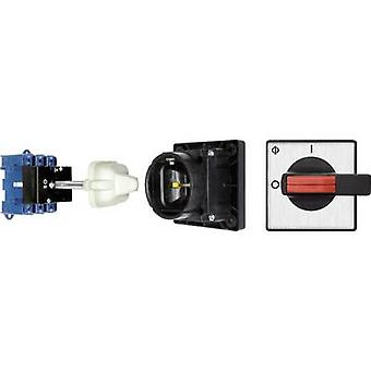 Kraus & Naimer KG100 T103/12 VE Isolator switch + door interlock 100 A 1 x 90 ° Black 1 pc(s)