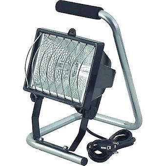 Brennenstuhl H 500 MB IP 44 Outdoor floodlight HV halogen R7s Black