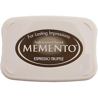 Memento Dye Ink Pad-Espresso