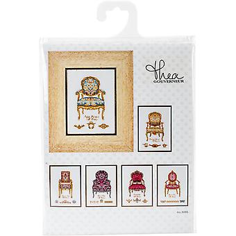 Thea Gouverneur Counted Cross Stitch Kit 5.5
