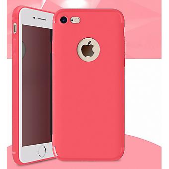 TPU case for Apple iPhone 7 pink