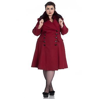 Hell Bunny Milano Coat