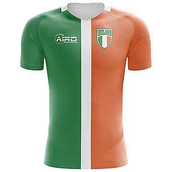 2020-2021 Ireland Flag Concept Football Shirt (Kids)