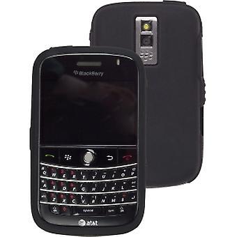 RIM BlackBerry Bold 9000 Premium Gel - Black