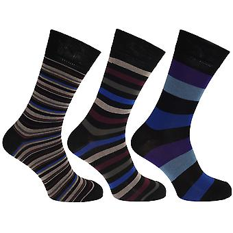 Herre Premium Bamboo sokker (3 Pack)