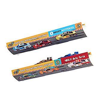 Papier Trax Speedway Super Pack