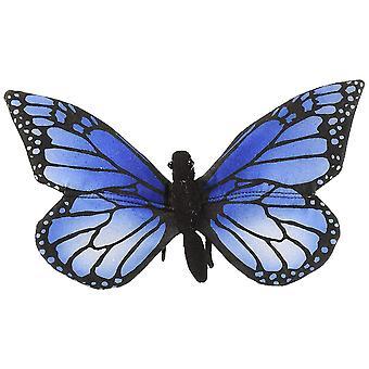 Hansa Blue Butterfly (13cm)