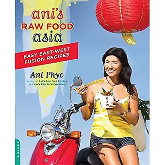 Ani's Raw Food Kitchen: Asia