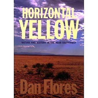 Vaakasuora keltainen: Luonto ja historia lähellä kohdetta Southwest