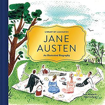 Bibliothèque de luminaires: Jane Austen: An Illustrated Biography