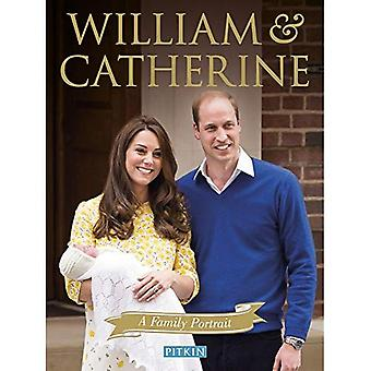 William and Catherine: A Family Portrait