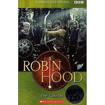 Robin Hood: The Taxman audio pack: Taxman v. 1 (Scholastic ELT Readers)