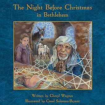 De nacht voor Kerstmis in Bethlehem