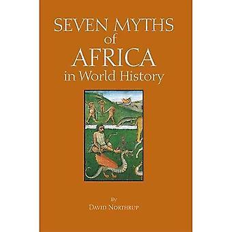 Siete mitos de África en historia del mundo