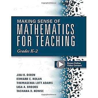 Making Sense of Mathematics for Teaching Grades K-2: Communicate the Context Behind High-Cognitive-Demand Tasks...