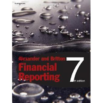 FINANCIAL REPORTING by ALEXANDER & DAVID