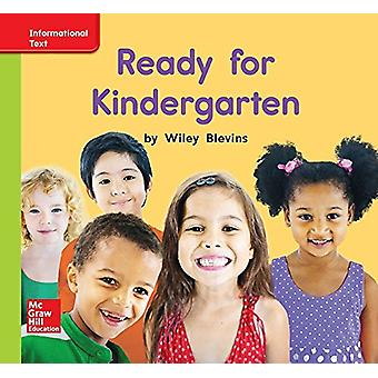 World of Wonders Patterned Book # 9 Ready for Kindergarten by McGraw-