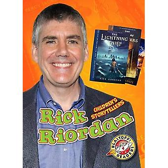 Rick Riordan by Christina Leaf - 9781626173422 Book