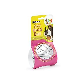 Ennui manger boule de nourriture pour animaux de compagnie