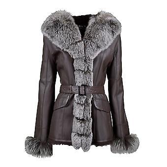 Women's fur jacket Filly