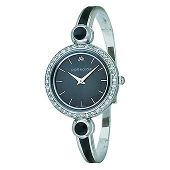 Andre Mouche - Wristwatch - Ladies - ARIA-CRYSTAL - 453-04041