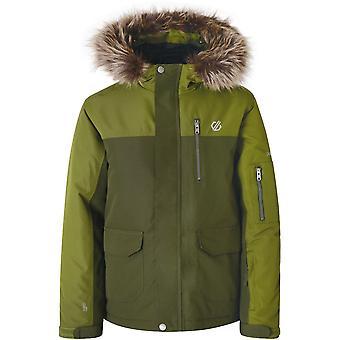 Dare 2B Boys furtive repelente de água jaqueta de esqui com capuz