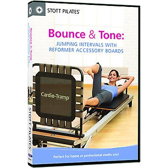 Bounce & Tone: Jumping Intervals with Reformer [DVD] USA import