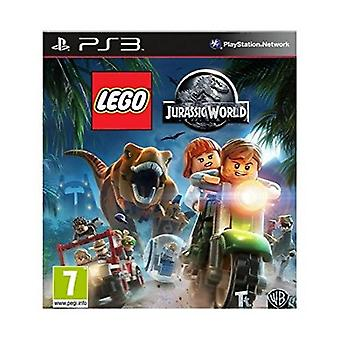 Lego Jurassic World PS3 Video Game