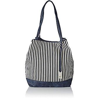Tom Tailor Denim Mila Ahoi Woman Bags Blue Tote (Blau) 14x34x444cm (B x H x T)