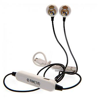 Real Madrid FC Wireless Earphones