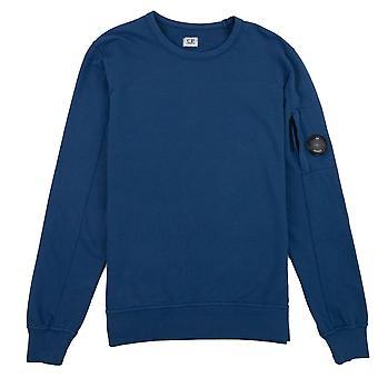 CP bedrijf arm lens Crewneck Sweatshirt blauw 849