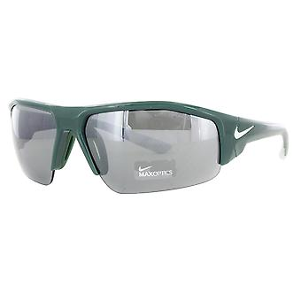 Nike Skylon Ace XV Sunglasses EV0857-301 Green and White Frames