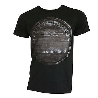 Harry Potter Butterbeer Black Tee Shirt
