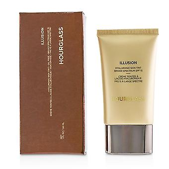 Timglas Illusion Hyaluronisk hud Nyans Spf 15 - # Golden - 30ml/1oz