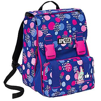 Extensive Backpack Big Appack Hashtag - 28 Lt - Purple - Dual - School & Free Time