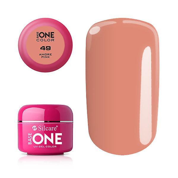Base one - Color - Amore pink 5g UV-gel