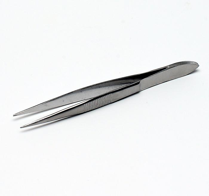 Krissell Beauty Pointed Stainless Steel Tweezer 3.5