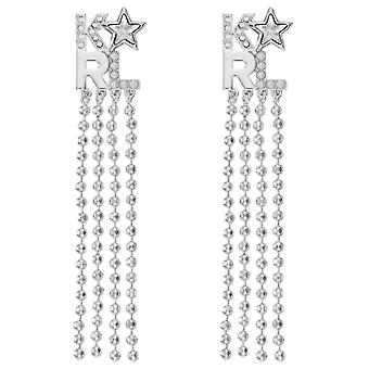 Karl Lagerfeld Woman Brass Not Available Earrings 5483579