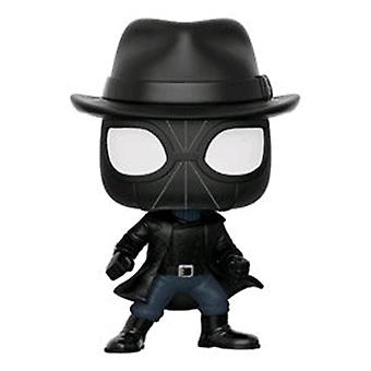 Spider-Man no Spider-verse Spider-Man Noir pop! Vinil